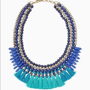 🦋 Stella & Dot Tresse Necklace